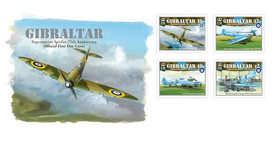 Spitfire 75th Anniversary
