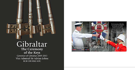 Ceremony of the Keys / Governor of Gibraltar