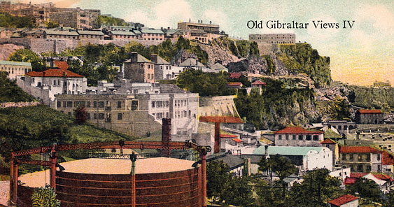 Old Gibraltar Views IV