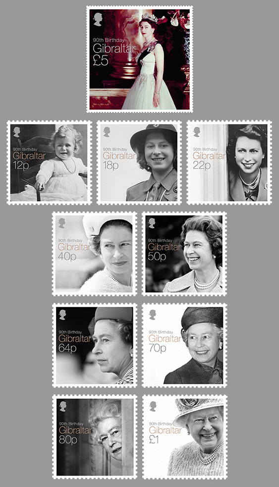Queen Elizabeth II 90th Birthday