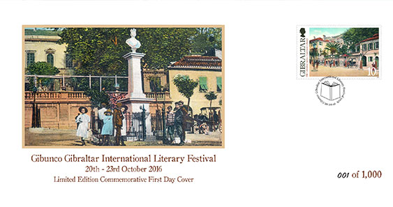 Literary Festival LTD FDC