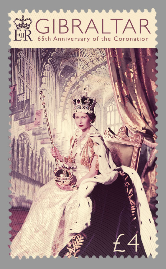 65th Ann of the Coronation
