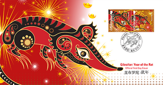 Lunar New Year - Year of the Rat