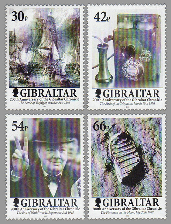 200th Anniversary of the Gibraltar Chronicle