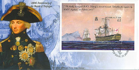 Battle of Trafalgar I