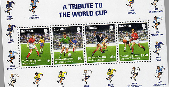 Tribute to the World Cup 98