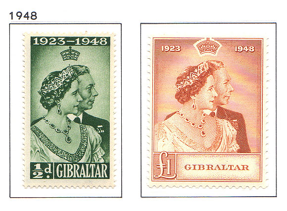 1949 King George  VI  Jubilee