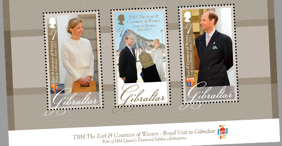 Royal Visit of TRH The Earl & Countes
