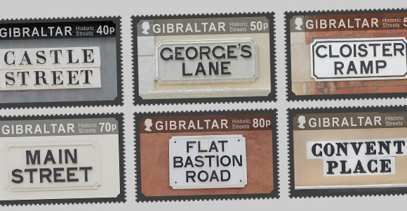 Historic Streets of Gibraltar