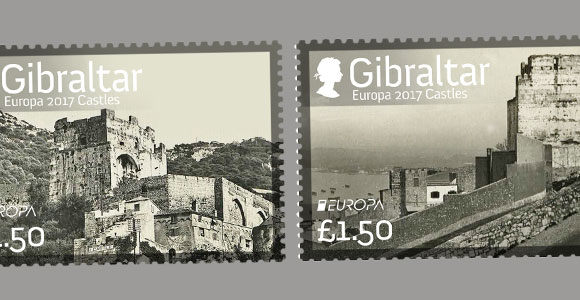 NEW Europa 2017 'Castles'