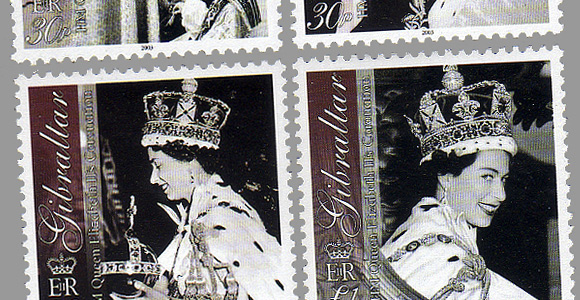 Coronation of HM QEII