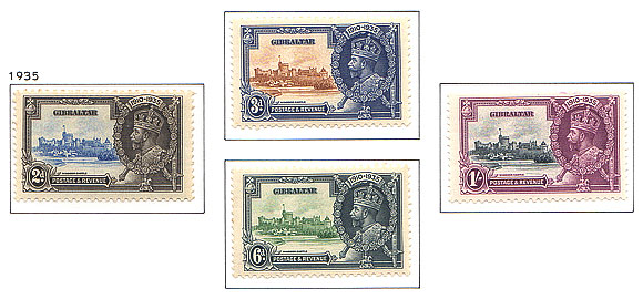 1935 Jubilee King George V